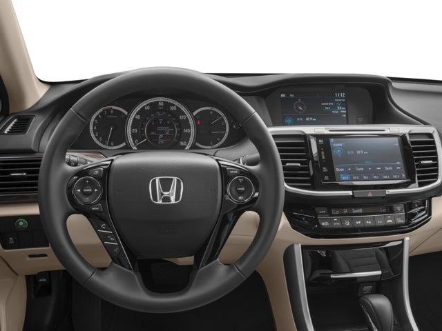 2017 Honda Accord Sedan Ex L In Richardson Tx Autoflex Leasing
