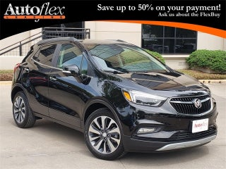 Used Buick Encore Richardson Tx