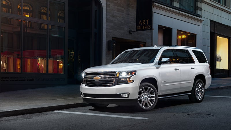 Chevy Tahoe Lease Deals with $0 Down in Dallas | Autoflex ...
